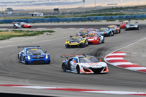 Acura NSX GT3 Team Has Breakout Weekend In Utah