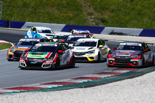 ADAC TCR Germany, 3. - 4. Lauf Red Bull Ring 2017 - Foto: Gruppe C Photography