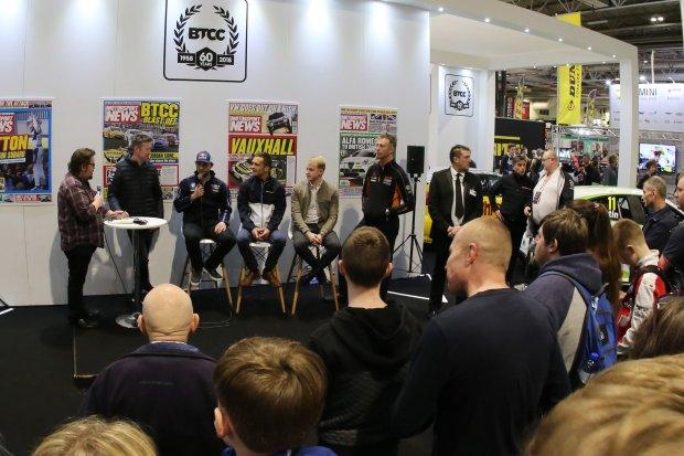 BTCC Group interview